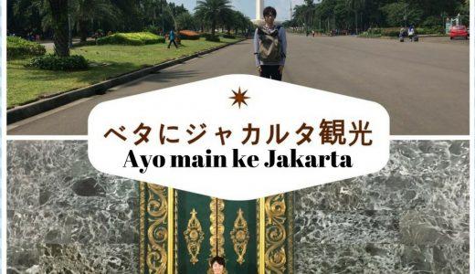 ジャカルタのベタな有名観光スポットに遊びに行ってみた
