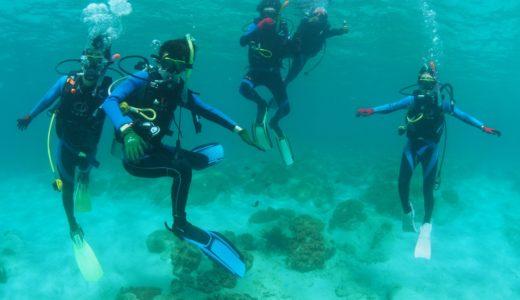 バリ島でダイビングのライセンスを取得したよ!