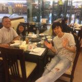 Hari ke-30 Yakiniku di FX Mall / Seminar tentang pendidikan bahasa Jepang dsb.