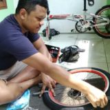 Hari ke-34 Ayo perbaiki sepeda!!