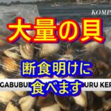 ニュースを読む!Vol.28 Ngabuburit Unik Sambil Berburu Kerang(貝を取りながらユニークな断食明け待ち)