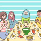 【Komiknya Ke-50】keluarga japanesia berbuka puasa bersama(ジャパネシアメンバーで断食明けをしよう)