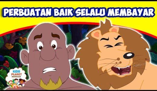 寓話でインドネシア語 Vol.2 Perbuatan Baik Selalu Terbayar(善行はいつも報われる)