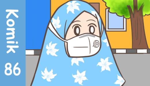 【Komiknya Ke-86】Waspada Virus Corona(コロナウイルスにご用心)
