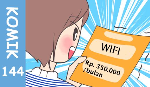 【Komiknya Ke-144】Uangku Habis!!(金がねえ!)