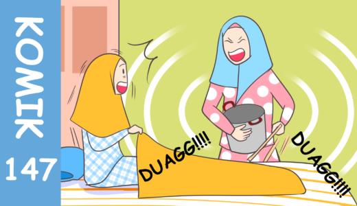 【Komiknya Ke-146】Ayoo Sahur!!(さあサウールだ!!)